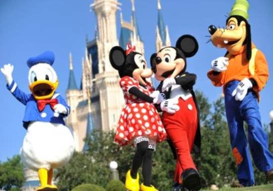 Walt Disney World Resort, Florida - A Great Family Holiday